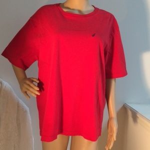 Nautica Tshirt with embroidered logo  Large